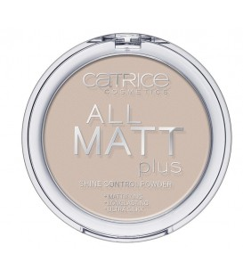 catr. all matt plus maquillaje matificante en polvo