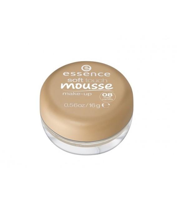 ess. soft touch maquillaje en mousse
