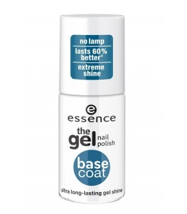 ess. the gel nail polish base coat