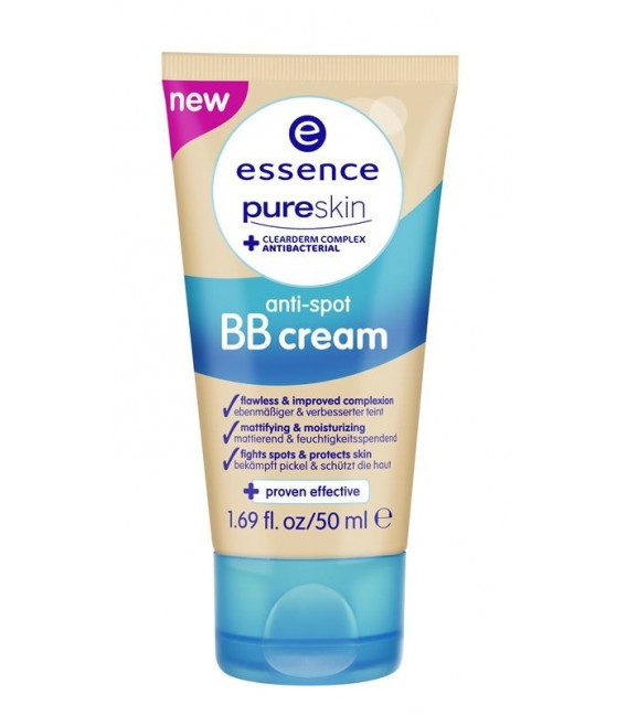 ess. ps BB cream anti-espinillas