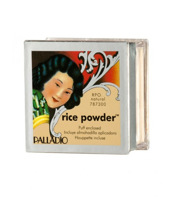 Rice Powder 02 PALLADIO