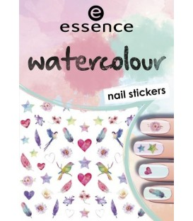 ess. watercolour stickers para uñas 07