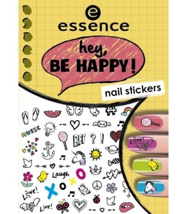 ess. hey, be happy! stickers para uñas 05