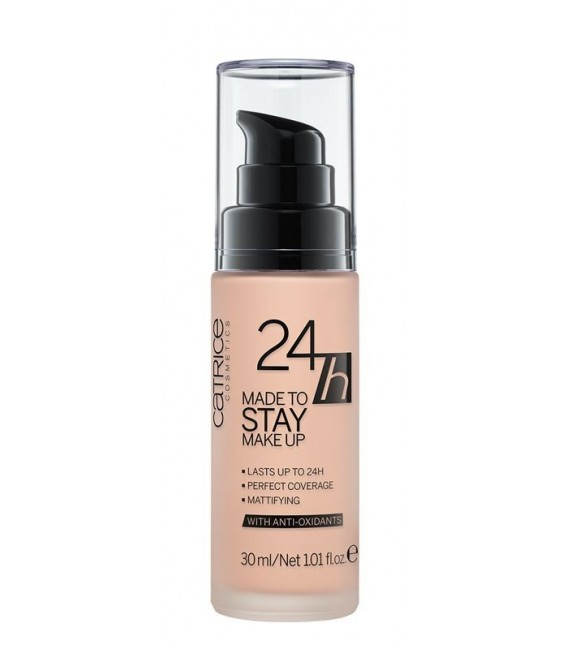 catr. 24h made to stay maquillaje