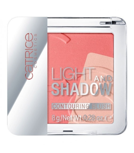 catr. light and shadow contouring colorete