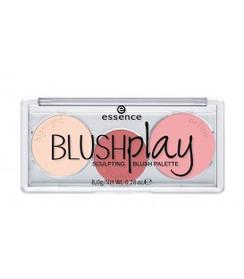 ess. blush play sculpting paleta colorete