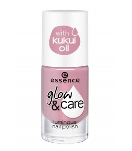 ess. glow & care luminous esmalte de uñas