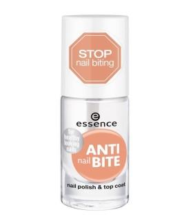 ess. anti nail bite esmalte de uñas & topcoat