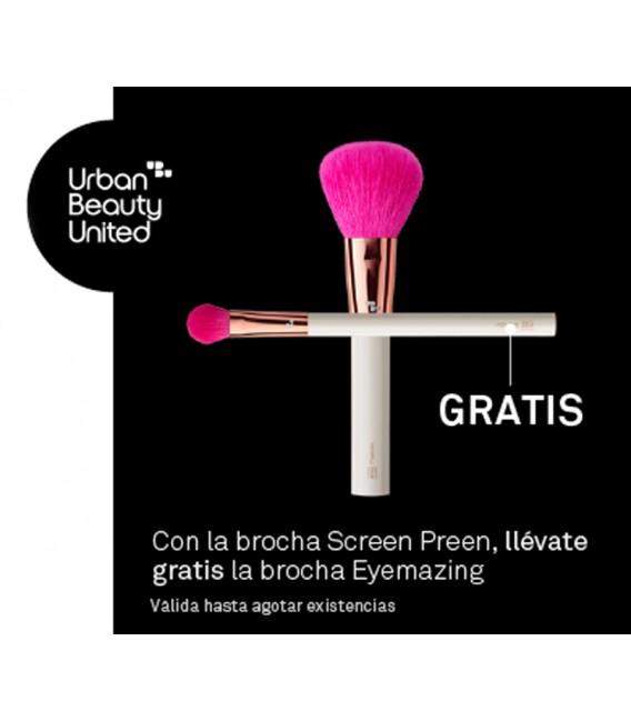 Screen Preen - Brocha para polvos compactos UBU