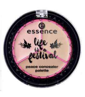 ess. life is a festival peace paleta correctores 01