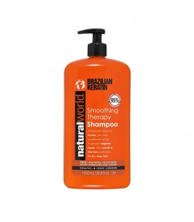 BRAZILIAN KERATIN OIL SMOOTHING THERAPY SHAMPOO 1000ML