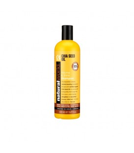 CHIA SEED OIL VOLUME & SHINE SHAMPOO 500ML NATURAL WORLD