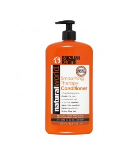 BRAZILIAN KERATIN OIL SMOOTHING THERAPY CONDITIONER 1000ML