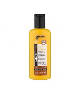 CHIA SEED OIL VOLUME & SHINE CONDITIONER 100ML NATURAL WORLD
