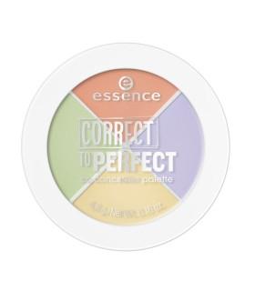 ess. correct to perfect paleta correctores en crema 10