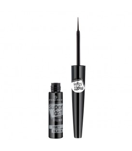 ess. superlast eyeliner matt black