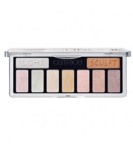 catr. the ultimate chrome collection paleta sombra de ojos 010