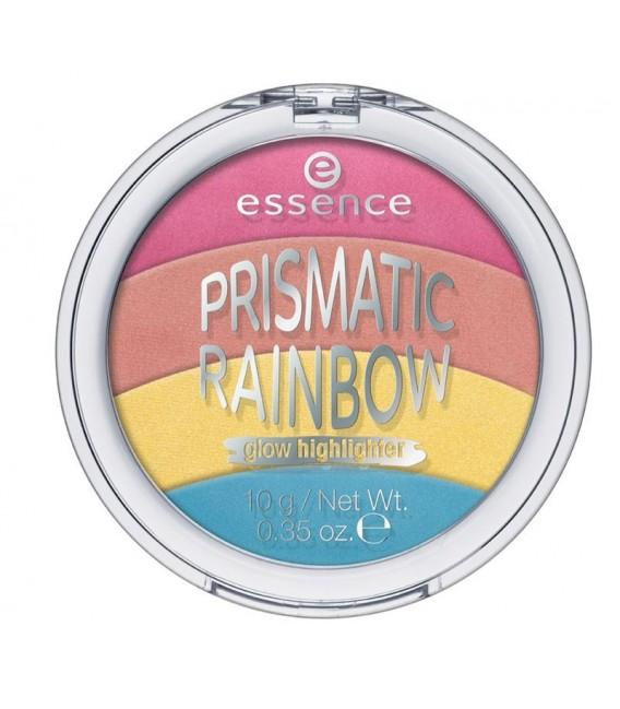 ess. prismatic rainbow glow iluminador 10