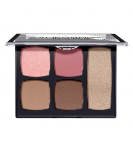 catr. California In A Box paleta bronceado y colorete 010