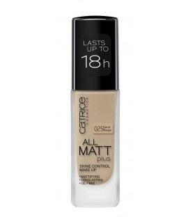 catr. all matt plus maquillaje control brillos