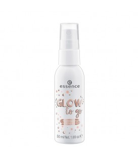 ess. glow to go spray fijador iluminador
