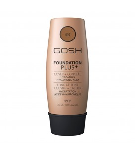 Foundation Plus+ Tan - GOSH