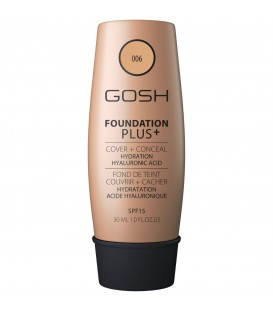 Foundation Plus+ Honey - GOSH