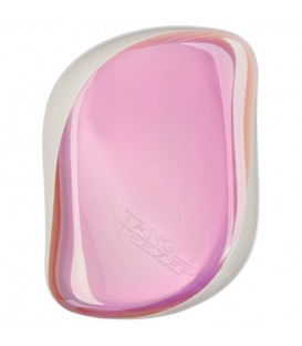 Cepillo COMPACT STYLER Pink Holographic TANGLE TEEZER