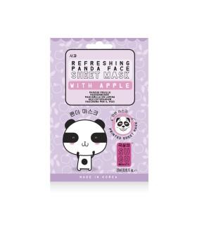 SUGU Printed panda sheet mask