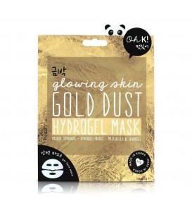 Oh K! Gold Dust Hydrogel Mask- GOLD EDIT