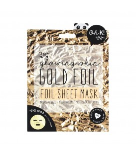 Oh K! Gold Foil Sheet Mask- GOLD EDIT