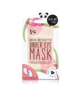 Oh K! Ginseng & Eucalyptus Under Eye Mask con Display
