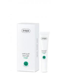 Ziaja Contorno de ojos en gel anti-bolsas con Salvia 15ML