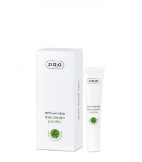 Ziaja Contorno de ojos crema anti-arrugas con Perejil 15ML