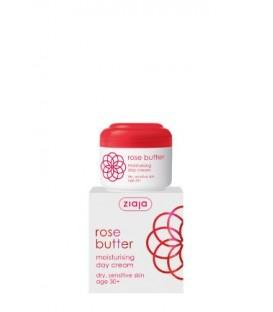 Ziaja Manteca de Rosa crema de día 50ML