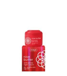Ziaja Manteca de Rosa crema de noche antiarrugas 50ML