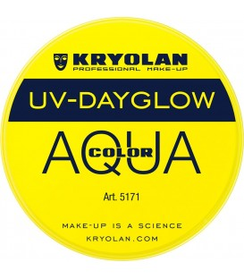 Kryolan Aquacolor Fluorescente 8 ml.