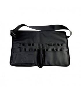 The Brush Tools Manta Cinturón de brochas con cremallera - Negro