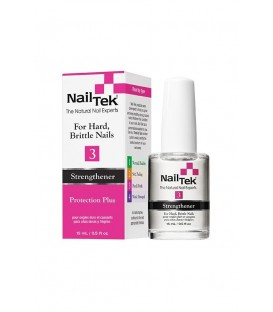 Nail Tek Fortalecedor para Uñas Quebradizas - PROTECTION PLUS 3