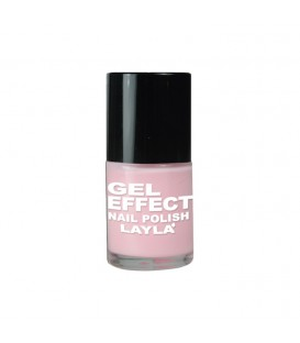 LAYLA GEL EFFECT NAIL POLISH PINKY DOLL