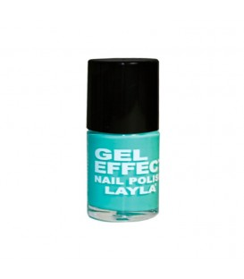 LAYLA GEL EFFECT NAIL POLISH FIJI GREEN