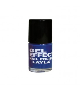 LAYLA GEL EFFECT NAIL POLISH BAHAMAS BLUE