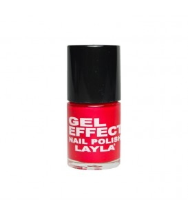 LAYLA GEL EFFECT NAIL POLISH CAYENNE