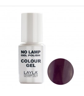 GEL POLISH   NO LAMP PURPLE DANCE