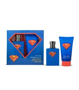SUPERMAN EDC 75ML+GEL DE BAÑO 150 ML