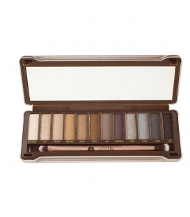 Paleta de sombras ICON Smoked ABSOLUTE NY