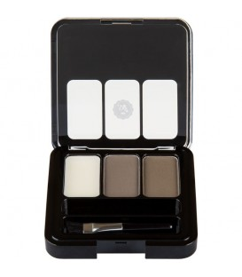Kit de cejas HD EYEBROW Toasted Taupe ABSOLUTE NY