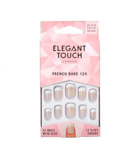 ET Natural French - 124 (S) (Bare) ELEGANT TOUCH
