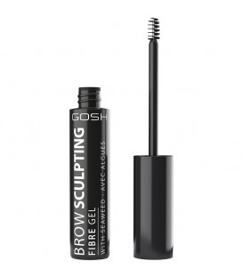 Brow Sculpting Fibre Gel 002 Chestnut - GOSH