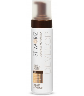 Mousse autobronceadora 5 en 1 Dark 200 ml - Advanced Pro ST MORIZ